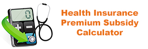 Health Insurance Premium Subsidy Calculator